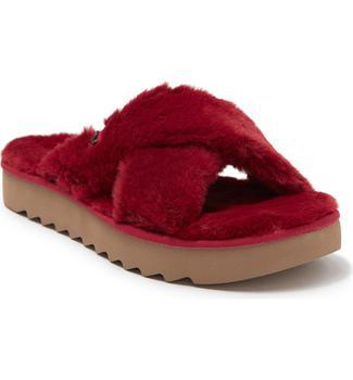 商品Fuzz-It Faux Fur Slide Sandal图片