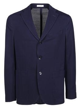 商品Boglioli Single-Breasted Tailored Blazer - IT/FR50 / Navy图片