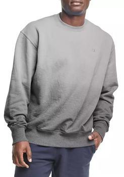 商品冠军 Powerblend 渐变色圆领套头衫图片