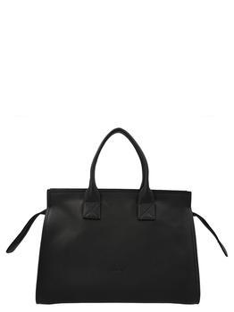 商品Marsèll Curva Medium Handbag - Only One Size / Black图片