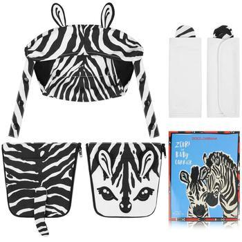 商品Zebra Cover For Baby Carrier图片