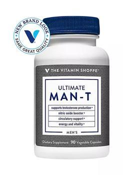 商品Ultimate Testosterone for Men - Boosts Nitric Oxide (90 Vegetarian Capsules)图片