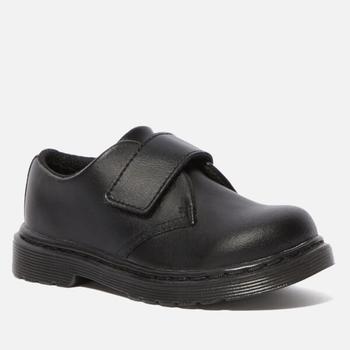商品Dr. Martens Toddlers' Kamron Strap Shoe - Black Patent  EUR24图片