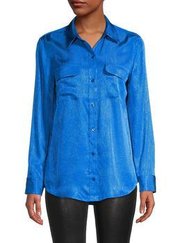 商品Slim-Fit Long-Sleeve Shirt图片