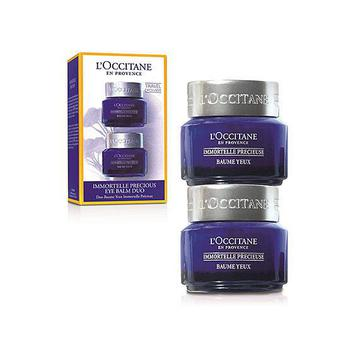商品Loccitane Precious Eye Duo Gift Set 15ml2 Skin Care 3253581586907图片