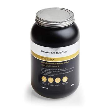商品WHEYMAX 水解乳清分离蛋白 908g 图片