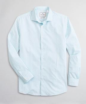 商品Luxury Collection Madison Relaxed-Fit Sport Shirt, Spread Collar Stripe图片