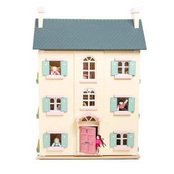商品Two story doll house in beige图片