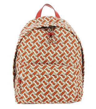 商品Burberry Monogram Print Nylon Backpack图片