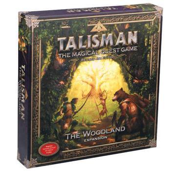商品Talisman The Woodland Expansion图片