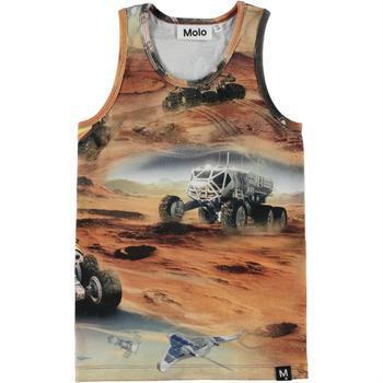 商品MOLO - Tank Top, Multicolour, Boy, 5-6 yrs图片