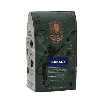 商品Whole Bean Coffee, Dark Sky Blend, 2 lbs图片
