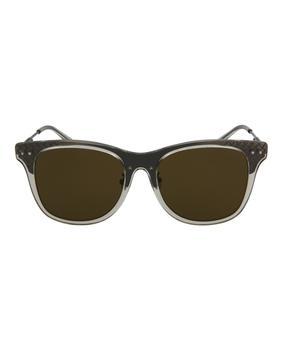 商品Square-Frame Acetate Sunglasses图片