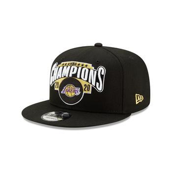 商品Los Angeles Lakers NBA Locker Room Finals Champ 9FIFTY Cap图片