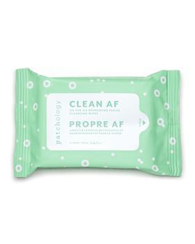 商品Clean AF Facial Cleansing Wipes, 15 Count图片