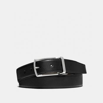 商品COACH Harness Buckle Cut To Size Reversible Belt, 30 Mm图片
