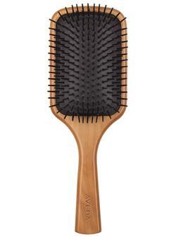 商品Wooden Hair Paddle Brush图片