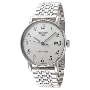 商品天梭T-Classic系列男士机械手表 自动机芯T109.407.11.032.00 40mm图片