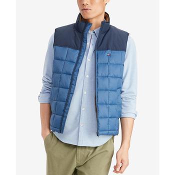 商品Men's Packable Layering Puffer Vest图片