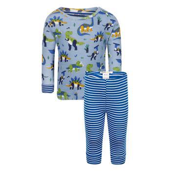 商品HATLEY - Pyjama, Blue, Boy, 6-9 mth图片