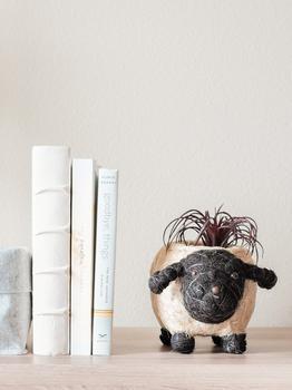 商品Baby Sheep Planter Coco Coir Pots图片