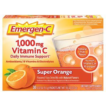 商品VC泡腾片 提升免疫 维生素C和抗氧化剂图片