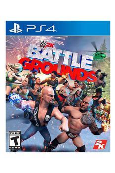 商品PlayStation 4 WWE 2K Battlegrounds Video Game图片
