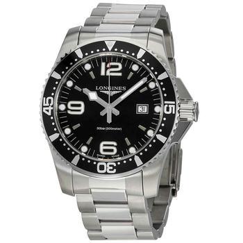 商品浪琴康卡斯潜水系列男士石英表  L38404566图片