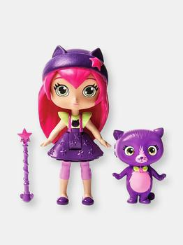 商品Little Charmers 3 Inch Doll Hazel]图片