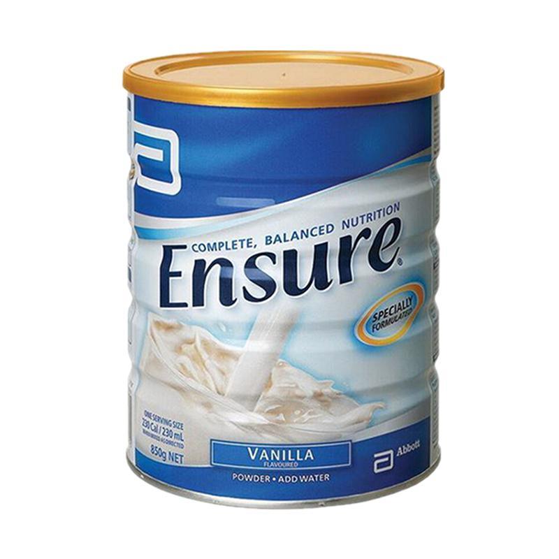 商品雅培成人全安素 澳洲原装进口大安素850g/罐 全营养配方奶粉图片