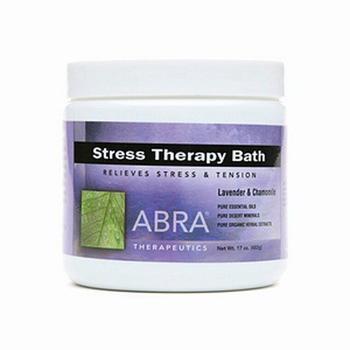 商品Abra Therapeutics Stress Therapy Mineral Bath - 17 Oz图片