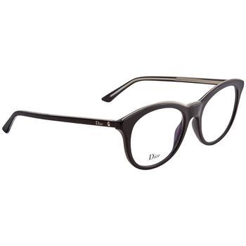 商品Dior Round Eyeglasses MONTAIGNE41 VSW 52图片
