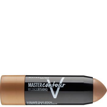 商品Maybelline Master Contour V-Shape Duo 27g (Various Shades)图片
