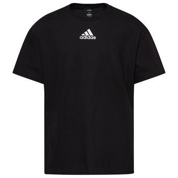 商品adidas Team Amplifier Short Sleeve T-Shirt - Boys' Grade School图片