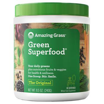 商品Amazing Grass® 绿色超级食物图片