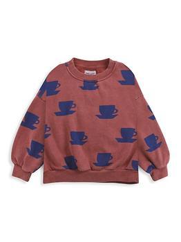 商品Little Girl's & Girl's Teacup Sweatshirt图片