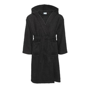 商品Comfy Co Childrens/Kids Robe (Black) (9/11 Years)图片