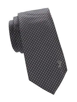 商品Geometric Silk Tie图片