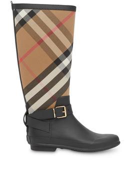 商品House check rain boots图片