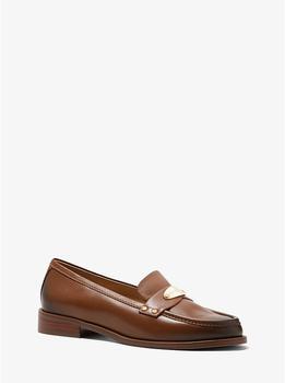 商品Finley Burnished Leather Loafer图片
