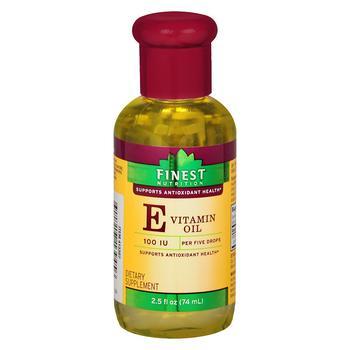 商品维生素E油图片