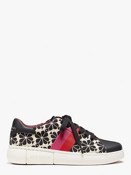 商品spade flower jacquard keswick sneakers图片