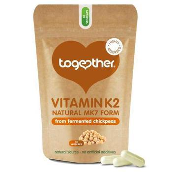 商品Together Health Vitamin K2 30 capsule图片