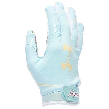 商品Under Armour F7 LE Receiver Gloves - Boys' Grade School图片