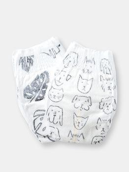 商品Parasol Clear+Dry Diapers SIZE 1: (7-14 LBS) 80-CT图片
