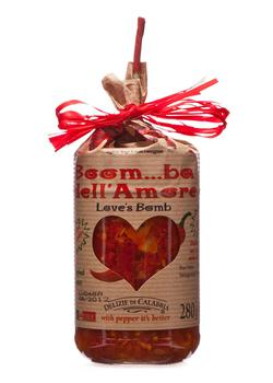 商品Love's Bomb (Hot) Chilli Sauce 280g图片