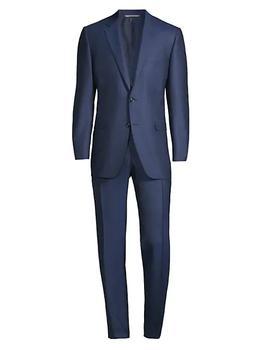 商品Birdseye Wool Suit图片