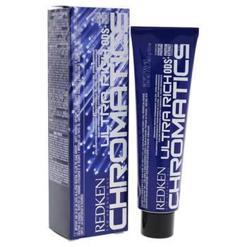 商品Chromatics Ultra Rich Hair Color - 10P (10.9) - Pearl by Redken for Unisex - 2 oz Hair Color图片