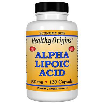 商品Alpha Lipoic Acid 100 mg, Capsules图片