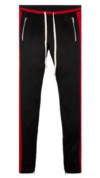 商品运动休闲裤 - Black图片